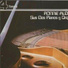 Discos de vinilo: RONNIE ALDRICH. Lote 49648958