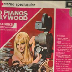 Discos de vinilo: RONNIE ALDRICH. Lote 49649328
