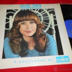 Discos de vinilo: MARI TRINI TRANSPARENCAS LP 1975 HISPAVOX. Lote 49651156