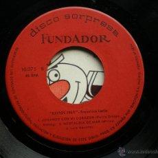 Discos de vinilo: EP FUNDADOR EXITOS 1965 FRANCISCO LARIO VER FOTOS TITULOS . Lote 49654762