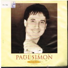 Dischi in vinile: PAUL SIMON - PROOF / THE COOL, COOL RIVER - SINGLE 1990. Lote 238187925