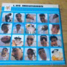 Discos de vinilo: LOS INHUMANOS. EL MAGICO PODER CURATIVO. Lote 49658674