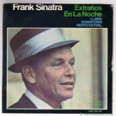Discos de vinilo: FRANK SINATRA.EP REPRISE.1966. Lote 49666715