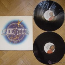 Discos de vinilo: BEE GEES (GREATEST) RSO, 1979 ¡DOBLE LP! ED. ESPAÑOLA ¡ORIGINAL!. Lote 49668567