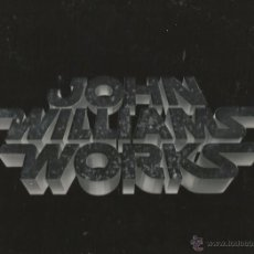 Discos de vinilo: LP JOHN WILLIAMS WORKS : SUPERMAN, STAR WARS, THE FURY, JAWS 2, CLOSE ENCOUNTERS OF THE THIRD KIND .. Lote 49672992