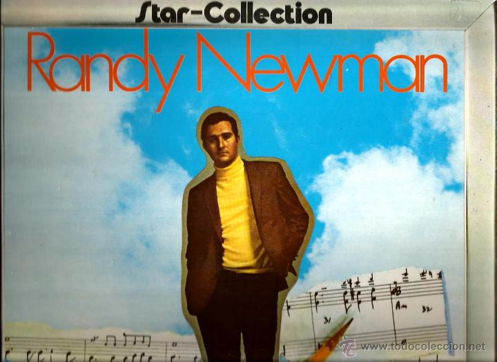 Discos de vinilo: LP RANDY NEWMAN . STAR COLLECTION - Foto 1 - 49674499