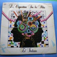 Discos de vinilo: ORQUESTINA SON LES POLES EL INDIANO (S.F.A. 1986) LP ASTURIAS. Lote 49676175