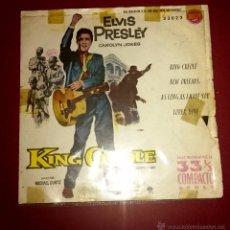 Discos de vinilo: ELVIS PRESLEY - RCA 1961 KING CREOLE. Lote 49678502