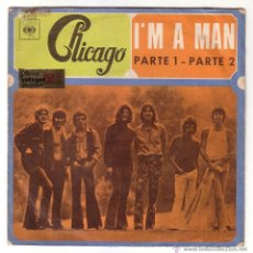 Discos de vinilo: CHICAGO.SINGLE CBS.1970. Lote 49685579