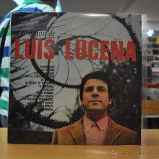 Discos de vinilo: LUIS LUCENA - LO MEJOR DE LUIS LUCENA - LP. Lote 49691296