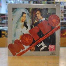 Discos de vinilo: ANA BELEN Y VICTOR MANUEL - MORBO - BSO - SINGLE. Lote 49691893