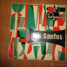 Discos de vinilo: EP LOS SANTOS OCEANO EDICION ESPAÑOLA. Lote 49696795
