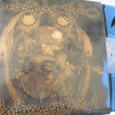 Discos de vinilo: CREUTZFELD & JAKOB -ANFANGSSTADIUM -LP 2001 -BUEN ESTADO. Lote 49698450
