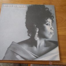 Discos de vinilo: RUBY TURNER. THE MOTOWN SONG BOOK. Lote 49705202