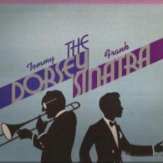 Discos de vinilo: LP-TOMMY DORSEY FRANK SINATRA VOL.1 FEB. TO JULY 1940-DOBLE RCA 45347-SPAIN-BIG BAND JAZZ SWING. Lote 49710986