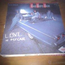Discos de vinilo: BAD BOYS BLUE MAXI SINGLE A. Lote 207102982