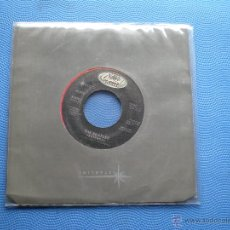 Discos de vinilo: THE BEATLES YESTERDAY/ACT NATURALLY SINGLE USA PDELUXE. Lote 49719023