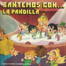 Discos de vinilo: LA PANDILLA SINGLE SELLO MOVIEPLAY ANO 1971 EDITADO EN ESPAÑA. Lote 49735106