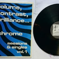 Discos de vinilo: THE MONOCHROME SET - VOLUME, CONTRAST, BRILLIANCE... (SESSIONS & SINGLES VOL.1) (1983). Lote 49736794