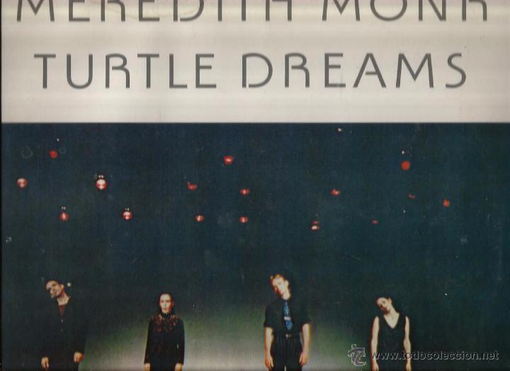 LP MEREDITH MONK : TURTLE DREAMS (Música - Discos - LP Vinilo - Electrónica, Avantgarde y Experimental)