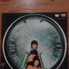 Discos de vinilo: THE BEE GEES LIFE IN A TIN CAN LP 1973 POLYDOR EDICION ESPAÑOLA. Lote 49743142