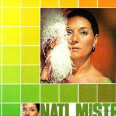 Discos de vinilo: NATI MISTRAL 1975 COLUMBIA ESTEREO CPS 9397 PROMOCIONAL. Lote 49743591