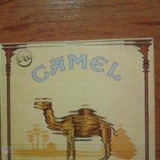 Discos de vinilo: CAMEL - DOBLE LP33 1977-SPAIN DECCA. Lote 49743647
