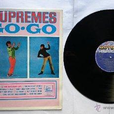 Discos de vinilo: THE SUPREMES - THE SUPREMES A' GO-GO (1966) (REEDICION 1982). Lote 49744820