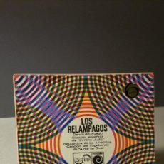 Discos de vinilo: LOS RELÁMPAGOS DANZA DEL FUEGO +3 EP . Lote 49746735