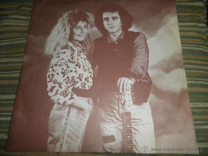 Discos de vinilo: COMPLICES - ANGELES DESANGELADOS LP - ORIGINAL ESPAÑOL - RCA RECORDS 1989 - CON FUNDA INT. ORIGINAL - Foto 7 - 49748329