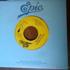 Discos de vinilo: OBJETIVO BIRMANIA - LA CAZA (JUAN & JUNIOR) .- SINGLES A 0,90 - DISCO PROMOCIONAL. Lote 49750182
