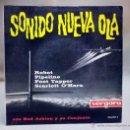 Discos de vinilo: EP DE VINILO, SONIDO NUEVA OLA, BUD ASHTON Y SU CONJUNTO, 35.6.018 C, VERGARA, 1963. Lote 49756339