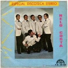 Discos de vinilo: NELO COSTA - COMO SEA - EP PROMO SPAIN 1971 - BERTA FM - 68-188. Lote 49757207