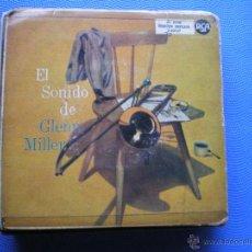 Discos de vinilo: GLENN MILLER - EL SONIDO DE GLENN MILLER + 3 - EP. Lote 49760379