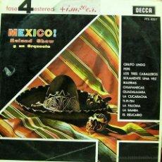 Vinyl records - ROLAND SHAW Y SU ORQUESTA-MEXICO LP VINILO 1963 SPAIN - 49770691