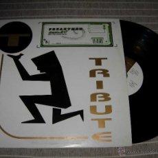 Discos de vinilo: FREAKYMAN - DISCOBUG'97(GOT THE FEELIN` NOW) / TRIBUTE 1997 COMO NUEVO. Lote 49770720