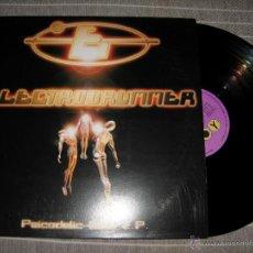 Disques de vinyle: ELECTRODRUMMER - PSICODELIC BEAT E.P. / BOY RECORDS 1998 NUEVO. Lote 189598430