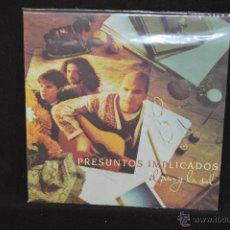 Discos de vinilo: PRESUNTOS IMPLICADOS - EL PAN Y LA SAL - LP. Lote 49773357