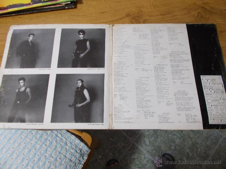 Discos de vinilo: LA GUARDIA. AL OTRO LADO. - Foto 4 - 49775247