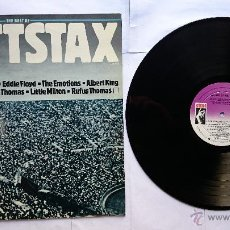 Discos de vinilo: VARIOS - THE BEST OF WATTSTAX (RECOP. SOUL SELLO STAX) (1981). Lote 49782434