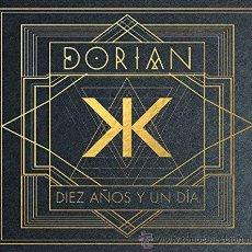 Discos de vinilo: LP DORIAN DIEZ AÑOS Y UN DIA. Lote 94114898
