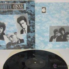 Discos de vinilo: COMITE CISNE - COMITE CISNE - LP - DRO 1986 SPAIN - LETRAS - VER DESCRIPCION. Lote 49787627