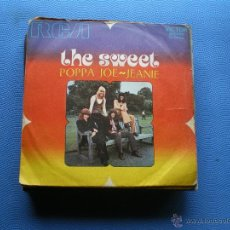 Dischi in vinile: THE SWEET POPPA JOE SINGLE RCA ESPAÑA 1972 PEPETO. Lote 49787916