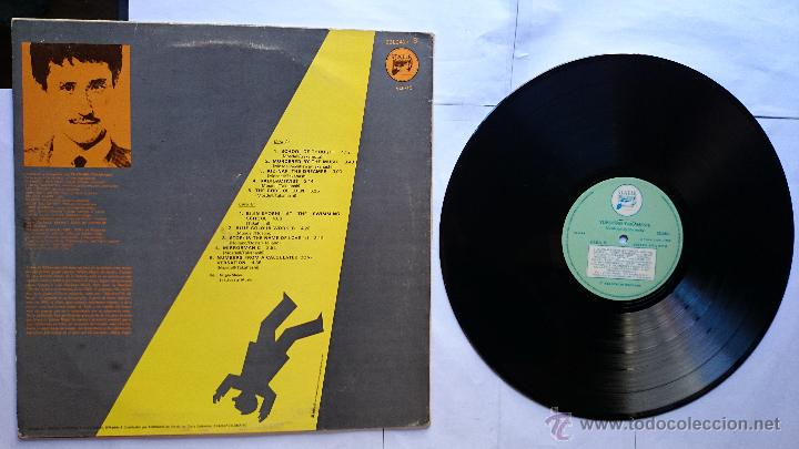 Discos de vinilo: YUKIHIRO TAKAHASHI (YELLOW MAGIC ORCHESTRA - Y.M.O. - YMO -) - MURDERED BY THE MUSIC (1982) - Foto 2 - 49789057