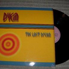 Discos de vinilo: DYEM - THE LAST DREAM / BOY RECORDS 1998 NUEVO. Lote 118494248