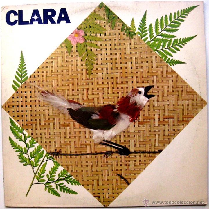 CLARA NUNES - CLARA - LP ODEON 1981 BRASIL BPY (Música - Discos - LP Vinilo - Étnicas y Músicas del Mundo)