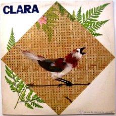 Disques de vinyle: CLARA NUNES - CLARA - LP ODEON 1981 BRASIL BPY. Lote 212033815