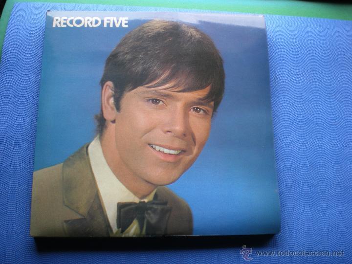 Discos de vinilo: CLIFF RICHARD THE CLIFF RICHARD STORY LP BOX (6LP) UK ( CON THE SHADOWS) PDELUXE - Foto 11 - 49847028