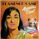 Discos de vinilo: ARGENTINA CORAL - FLAMENCO CAMP - LP SPAIN 1971 - BELTER 22.601 - BALLESTAR. Lote 49847920