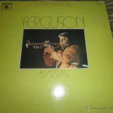 Discos de vinilo: MAYNARD FERGUSON - 61/SI,SI, M.F. LP - EDICION ESPAÑOLA - ROULETTE RECORDS 1982 - ESTEREO -. Lote 49850703